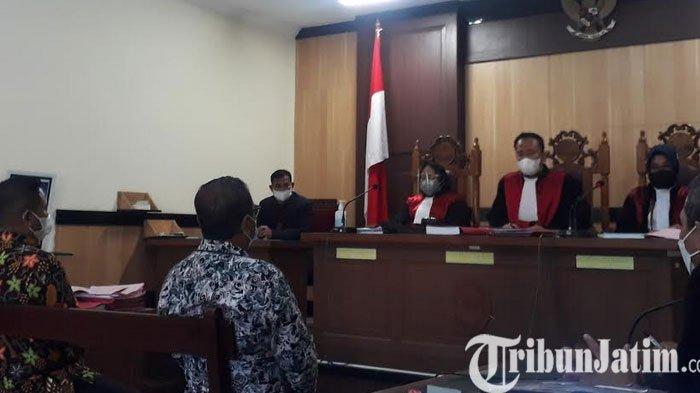 Dua Pegawai Pengadilan Negeri Gresik Terpapar Covid-19, Para Pegawai dan Hakim Tes Swab