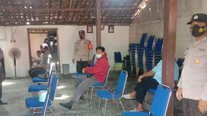 Gereja di Wilayah Kota dan Hingga Desa di Gresik Dijaga Polisi