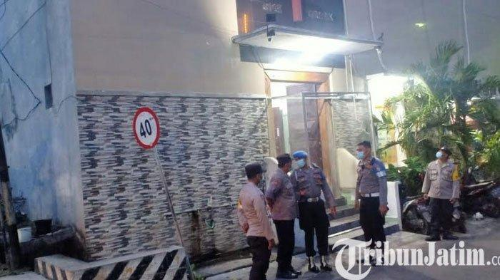 Polres Gresik Antisipasi Gangguan Kamtibmas HUT GPdI di Gresik