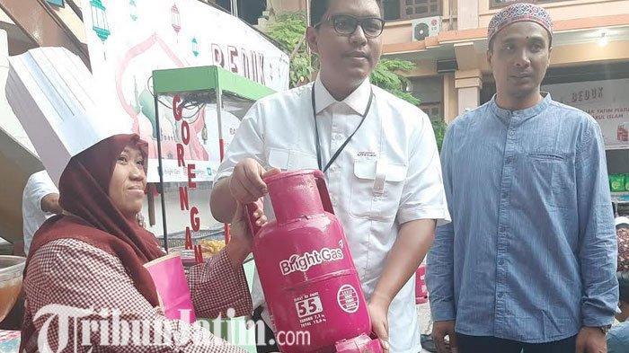 Lewat Pinky Movement, Pertamina Perluas Distribusi Bright Gas