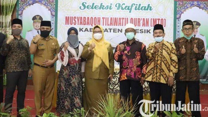 Pemkab Gresik Seleksi Kafilah Untuk Ajang MTQ Provinsi Jatim dan Nasional