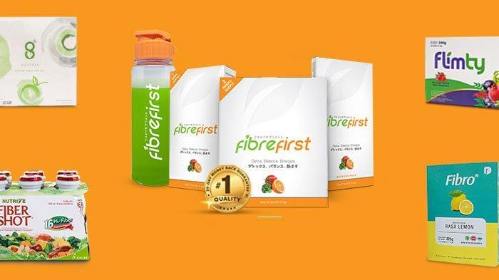 Fibrefirst Tren Suplemen dan Minuman Serat Untuk Bantu Pencernaan Sehat Imunitas Kuat