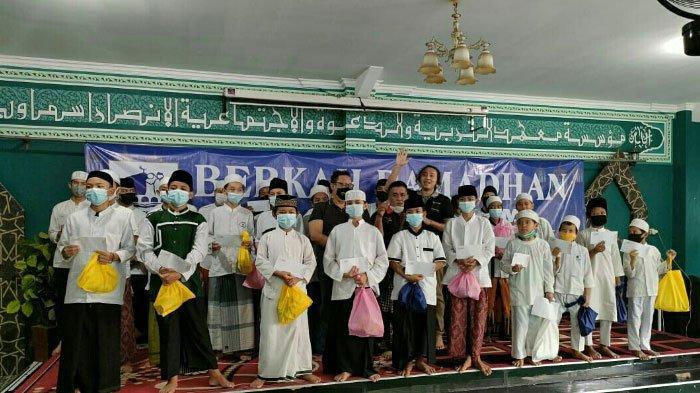 Safari Ramadan FORWAN Berbagi Santunan Menyambangi 5 Panti Asuhan