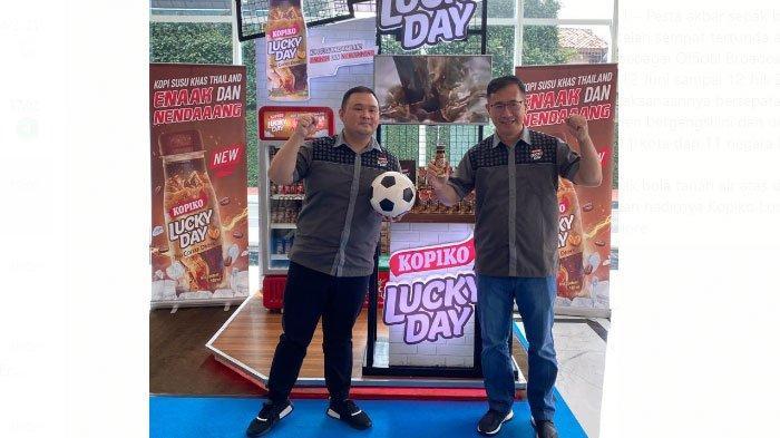 Kopiko Lucky Day ikut Menyemarakkan Piala Eropa 2020