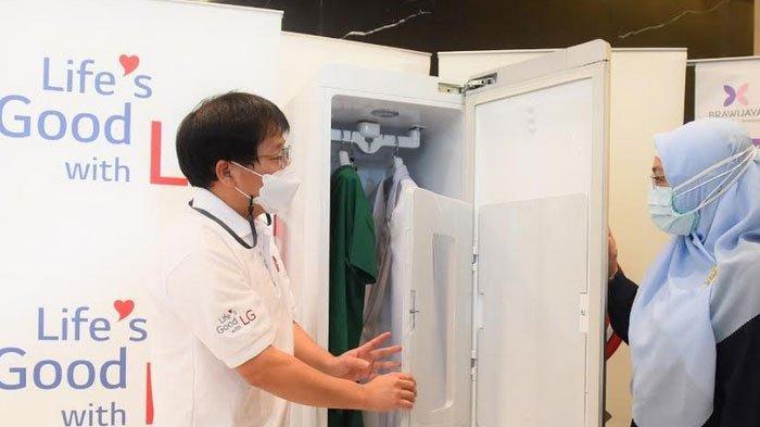 LG Styler Dukung Layanan Kesehatan di Sebuah RS Jakarta Selatan