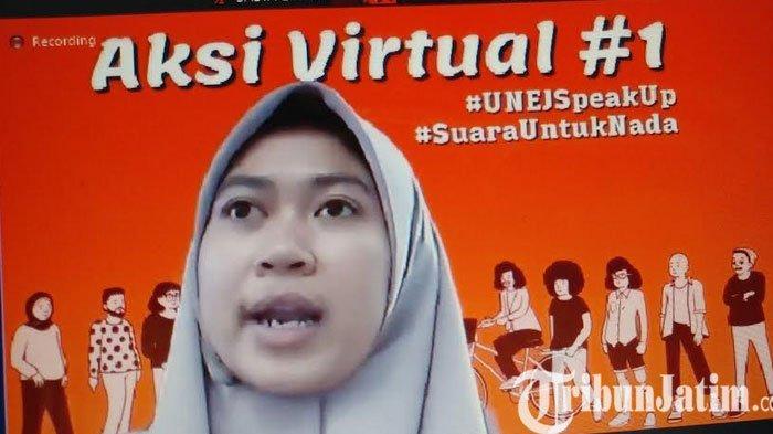 Aktivis Tolak Kekerasan Seksual Dukung Penanganan Kasus Dosen Unej