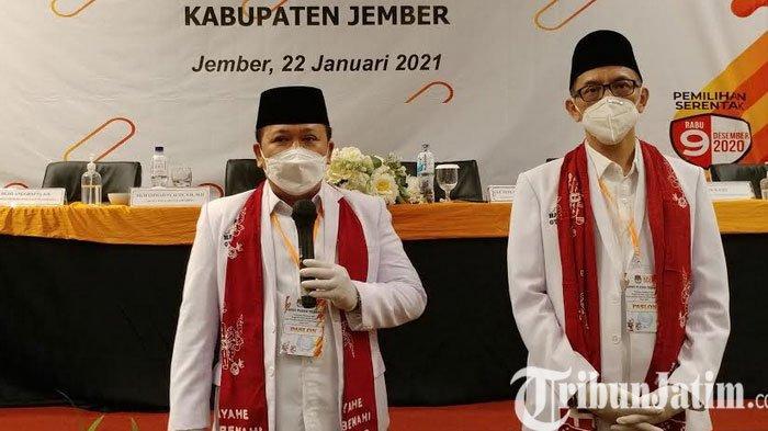 DPRD Jember Segera Proses Tahapan Menuju Pelantikan Hendy dan Gus Firjaun