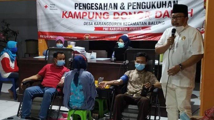 Perolehan Darah PMI Jember Selama Ramadan di Pandemi Tahun Kedua Turun