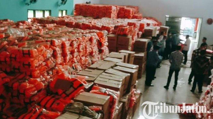 Pelampung Bakal Didistribusikan ke Nalayan Jember, Kini Menunggu Anggaran