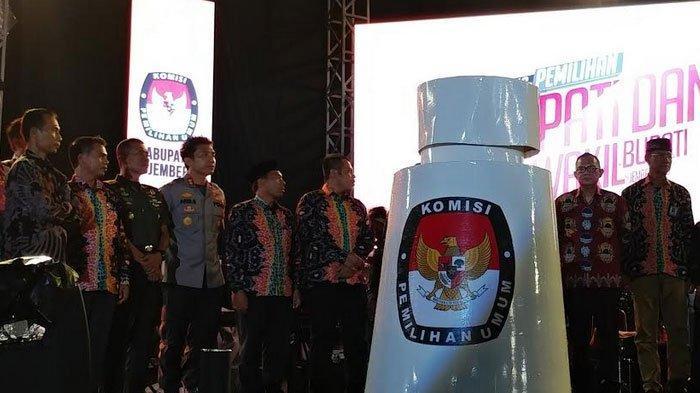 Pilkada Jember, Petugas PPDP Datangi Kediaman Bupati dan Ketua DPRD Kabupaten Jember