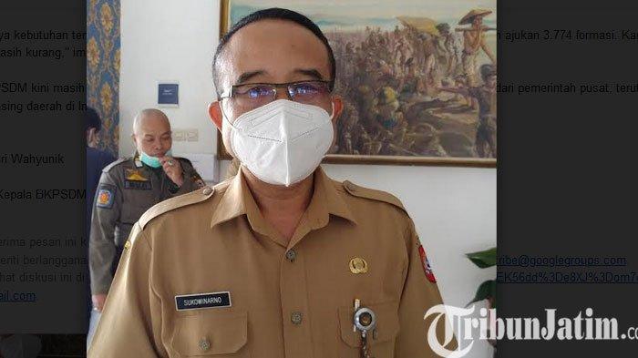 Usulan Formasi CPNS Jember Hanya Untuk Tenaga Kesehatan, Guru Melalui PPPK