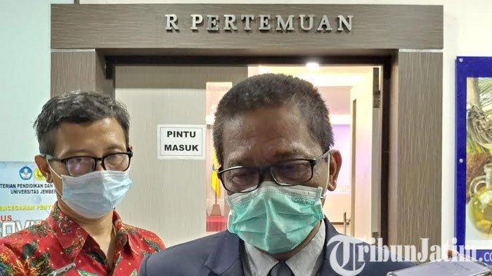 Kasus Pencabulan, Rektor Unej Masih Menunggu Hasil Tim Pemeriksa Kasus Dosen RH