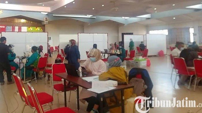 Vaksinasi Terus Digeber di Wilayah Jember
