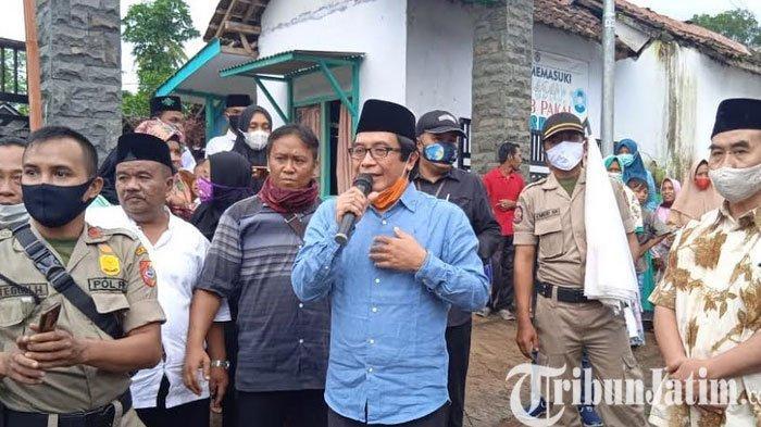 Wakil Bupati Jember KH Abdul Muqit Arief Boyongan, Tinggalkan Rumah Dinas