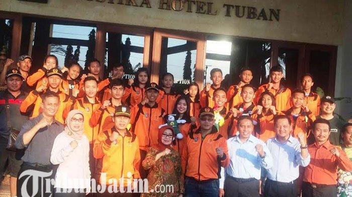 Porprov 2019 Berakhir, Jombang Duduki Peringkat ke-20, Atlet Jombang Tak Penuhi Target