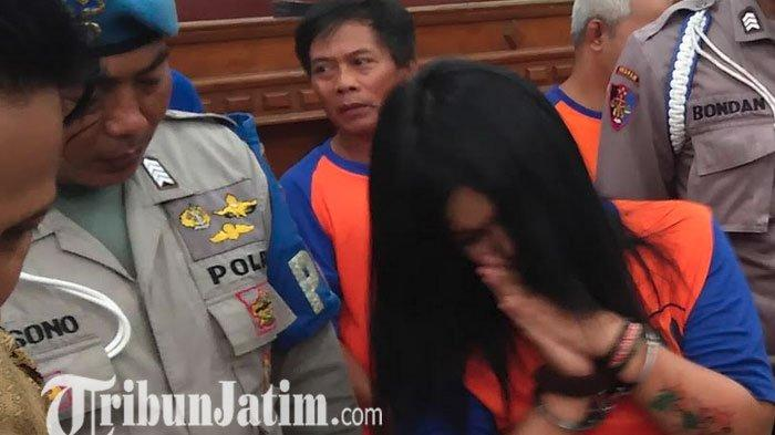 Polisi Jombang Ringkus Perempuan Seksi Bandar Narkoba, Sita Puluhan Ribu Pil Koplo Berlabel Vitamin
