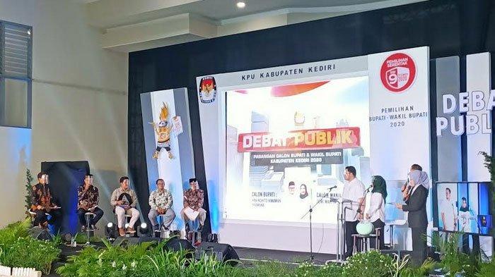 Hari Ini, KPU Kediri Tetapkan Pasangan Mas Dhito dan Mbak Dewi Jadi Bupati dan Wabup Kediri