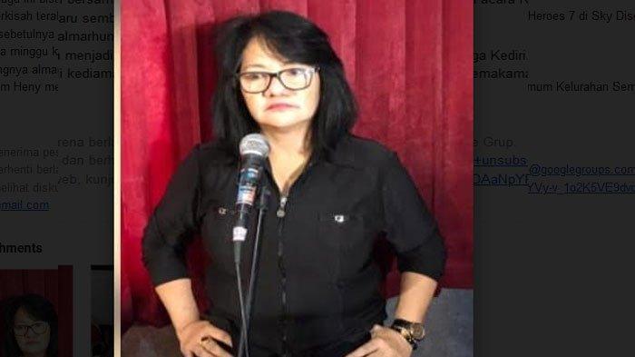Heny Budi Utami The Best Vokalis CB Band Veteran Kediri Berpulang