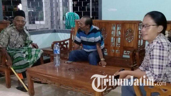 Terlantar, Kakek 106 Tahun Dievakuasi Dari Ruko Stadion Brawijaya Kota Kediri