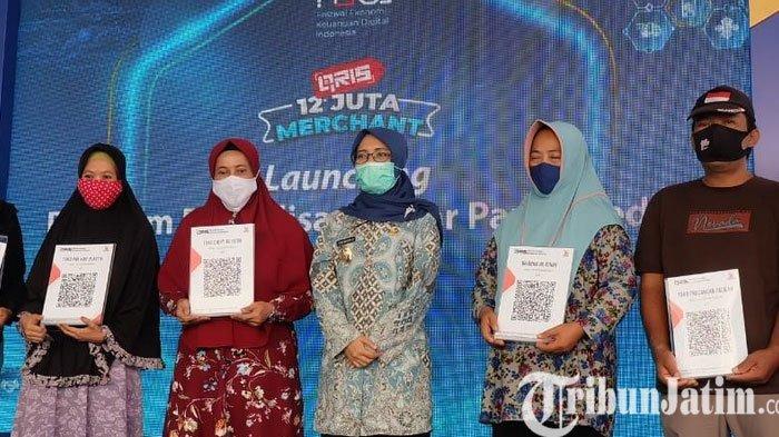 Kabupaten Kediri Jadi Pilot Proyek Fitur  Website Pasar