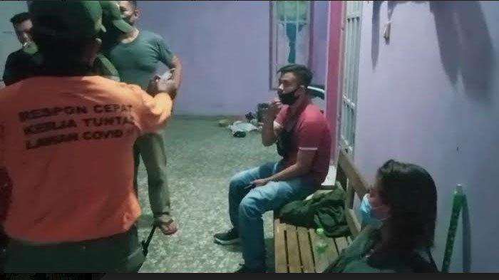 Suami Gerebek Istrinya Yang Sedang Selingkuh di Kota Kediri, Berakhir Seperti Drama Sinetron