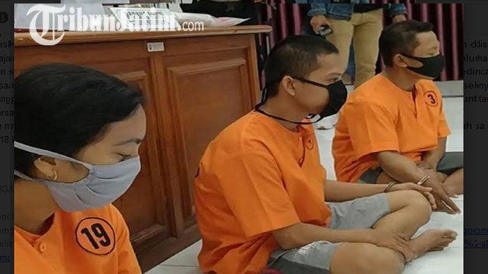 Pasutri Penyedia Layanan Swinger dan Threesome Diperiksa Kejiwaannya di RS Bhayangkara Kota Kediri