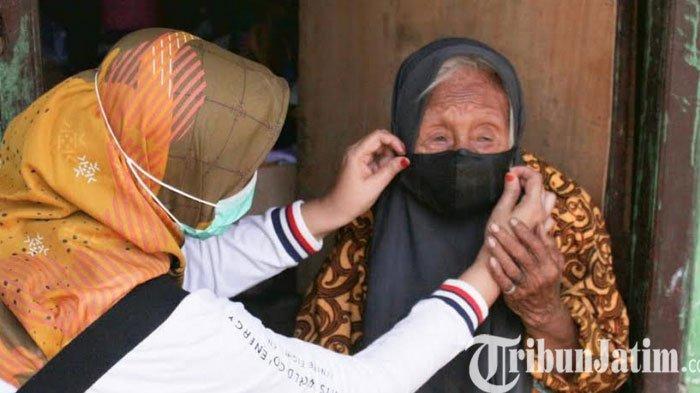 Dispendukcapil  Kota Kediri Telah Terbitkan Dokumen Kependudukan Mbah Sri