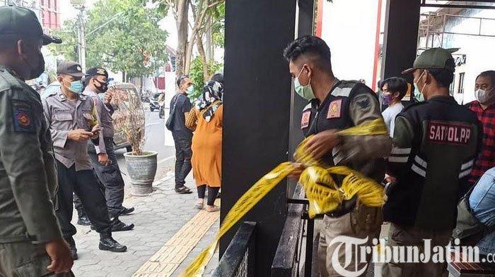 Banyak Pengunjung Tidak Tahu Gerai Mc Donald Kediri Mall Ditutup Tiga Hari
