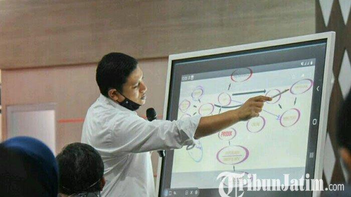Wali Kota Kediri Persiapkan UMKM Dengan Platform Belanja Online