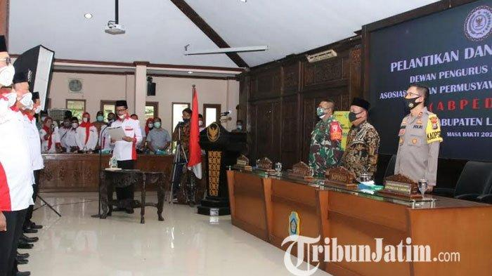 Pengurus DPC ABPEDANAS Dilantik, BPD Harus  Jembatani Aspirasi Masyarakat Desa