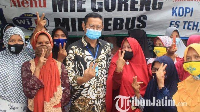 Jelang Debat Kandidat Pilbup Lamongan, YesBro Persiapkan Kesehatan untuk Tampil Prima