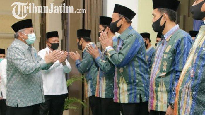 Ketua Badan Wakaf Indonesia Prof M Nuh Beber Manfaat Besar Bagi yang Gemar Wakaf