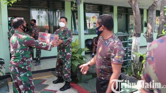 Kodim 0812 Lamongan Kirim Bantuan untuk Korban Gempa di Malang
