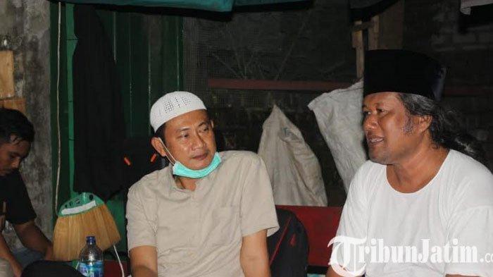 Sowan Gus Muwafiq,  Yuhronur Masuk Kriteria sang Kiai untuk Pimpin Lamongan
