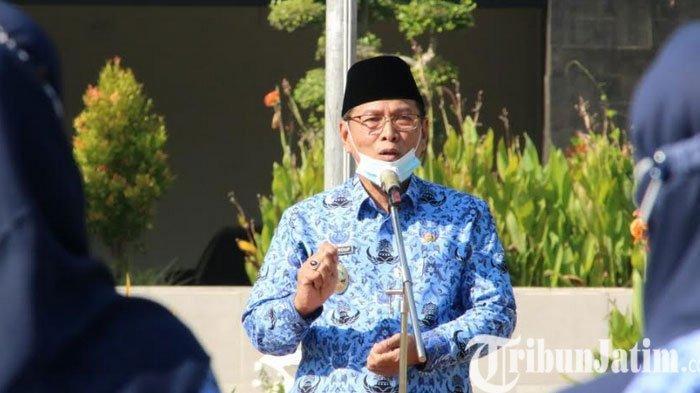 Wabup Lamongan, KH Abdul Rouf Ajak Sukseskan Gerakan Infaq Subuh