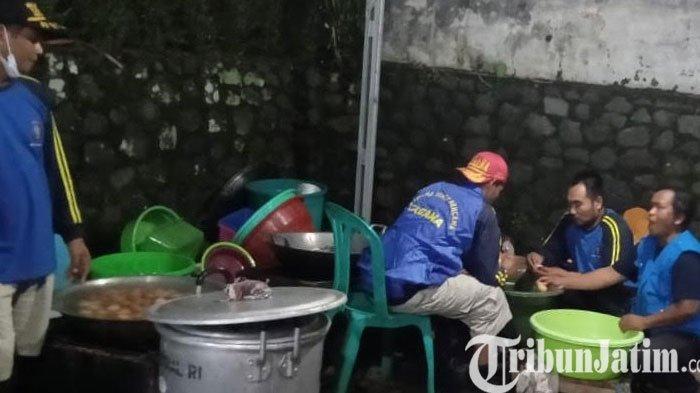 Distribusi Bantuan Makanan Lamban,Pemkab Lumajang Tambah Dapur Umum Dekat Lokasi Terdampak
