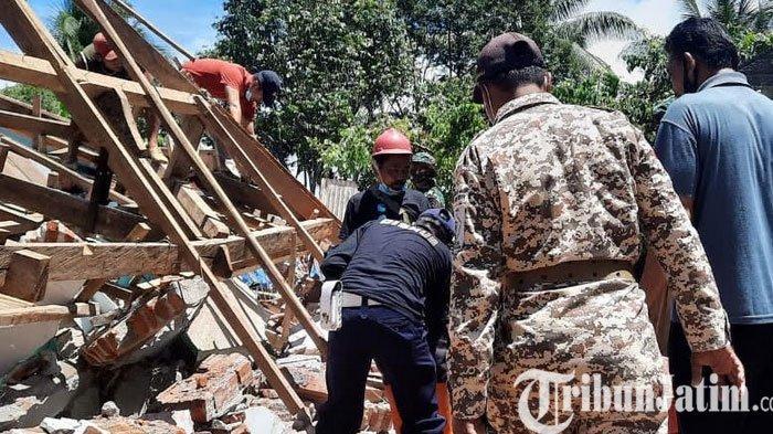 Korban Gempa Bumi Lumajang Bertambah, Total 6 Orang Meninggal Dunia