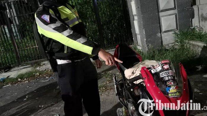 Gelar Patroli Senyap, Polisi Lumajang Sita 10 Motor Protolan