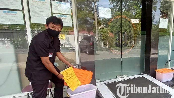 BPN Lumajang Lockdown, Layanan Online Tetap Jalan