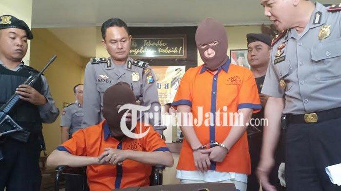Dua Pelaku Gendam di Kota Madiun Ditangkap Warga setelah Wajahnya Dikenali Korban