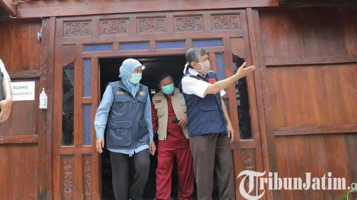 Uniknya RS Lapangan Dungus di Madiun yang Diresmikan Gubernur Khofifah