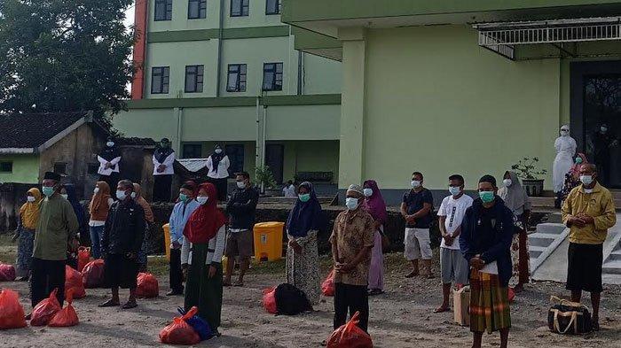79 Pasien Covid-19 Klaster Hajatan Dibolehkan Pulang untuk Karantina Mandiri