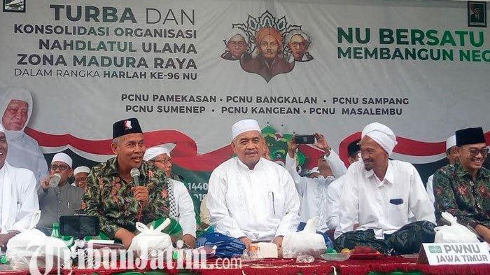 Ribuan Warga NU Madura Berikrar Dukung Jokowi – Ma'ruf
