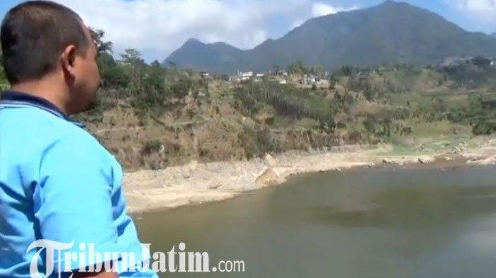 Persediaan Air Bersih PDAM Menipis, Air Waduk Tinggal Hitungan Hari