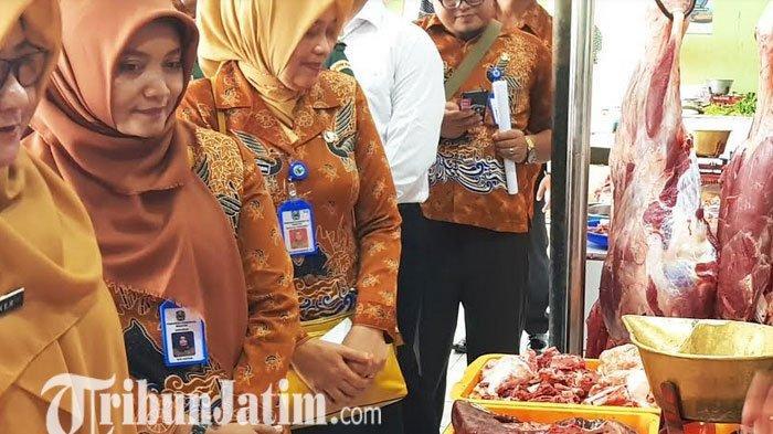 Menghadapi Akhir Tahun 2019, Harga Sembako di Magetan Adem Ayem