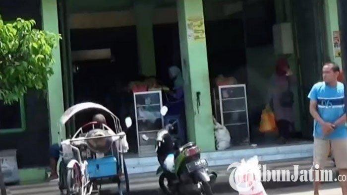 Pasar Lengang, Harga Sembako Justru Naik di Pasar Sayur Magetan Jatim