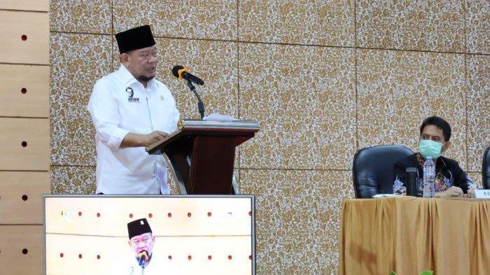 Bahas Amandemen Konstitusi di UIN Makassar, Ketua DPD RI Gelorakan Semangat Koperasi