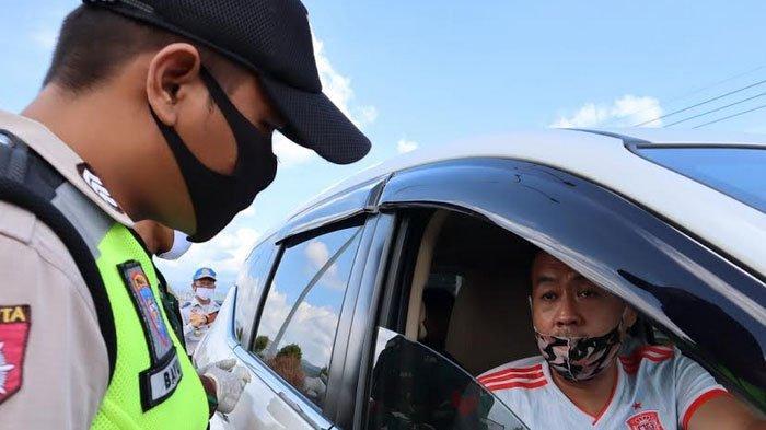 Langgar PSBB Malang Raya, Pria Asal Surabaya Ini Ingin Beli Madu di Lawang