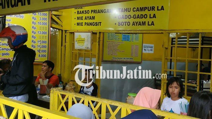 Bakso Priangan Mang Yayat Di Kota Malang Sediakan Tempat Khusus Perempuan Bercadar Tribun Jatim