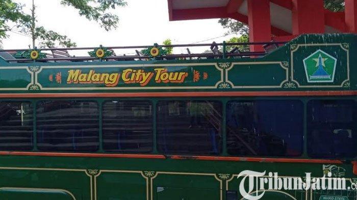 Bus Malang City Tour Akan Siap Dioperasikan Secepatnya